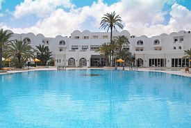 TUNISIE - VOL + HOTEL CLUB DEMI-PENSION - Djerba