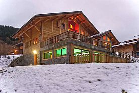 LOCATION - CHATEL - Chalet individuel 12 personnes