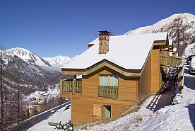 LOCATION CHALET - ISOLA 2000 - Les Chalets d'Isola
