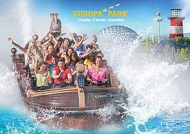 EUROPA-PARK - 2 jours de parc + 1 nuit en hôtel 4* Colosseo