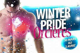 WINTER PRIDE ORCIERES 3 JOURS / 2 NUITS - Les Cristallines