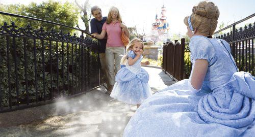 Disneyland Paris 1 Nuit 2 Jours De Parc