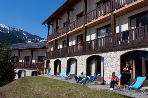 Village vacances en pension compl te pralognan la vanoise for Vacances pension complete