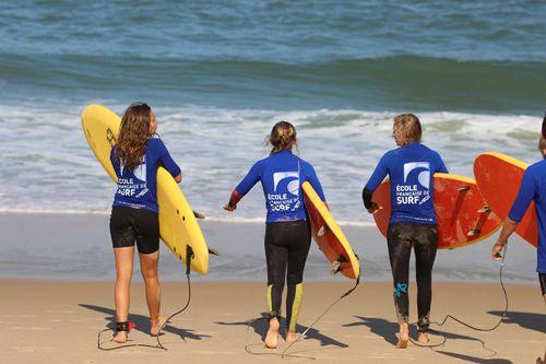 SEJOUR SURFCAMP 7 Jours - Aquitaine - 6-17 ans